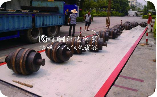 120吨地磅
